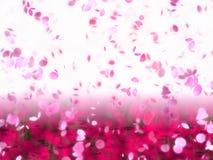 Fond avec des fleurs Photos stock