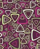 Fond avec des triangles illustration stock