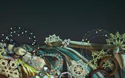 Fond avec différents bijoux Image libre de droits