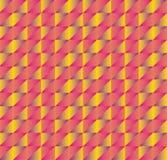 Fond avec jaune et rouge illustration de vecteur