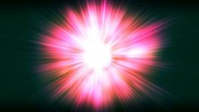 Fond avec l'étoile rouge gentille illustration de vecteur