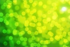 fond avec l'effet de la lumière de bokeh de tache floue illustration stock
