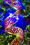 Fond avec la décoration de Noël et de nouvelle année image stock