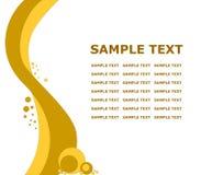 Fond avec la place pour le texte illustration stock