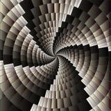 Fond avec la spirale Photographie stock libre de droits
