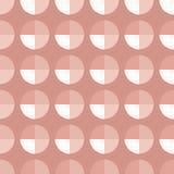 Fond avec le cercle abstrait illustration de vecteur