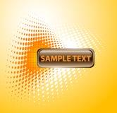 Fond avec le texte-espace Photographie stock libre de droits