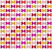 Fond avec les bouquets colorés des roses Photographie stock