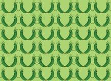 Fond avec les concombres tristes Photographie stock libre de droits