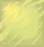 Fond avec un réseau des guindineaux et des couleurs Photos libres de droits