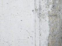 Fond, béton, gris, blanc Photographie stock libre de droits