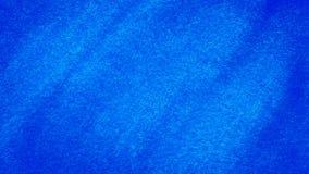 Fond balayé par aquarelle bleu-foncé Photographie stock libre de droits