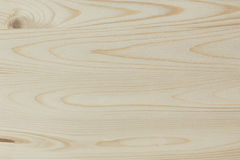 Fond beige clair en bois de texture Images libres de droits