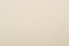 Fond beige naturel de texture de toile Photos libres de droits