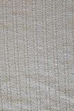 Fond beige neutre tricoté de coton Image stock
