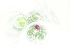 Fond blanc abstrait illustration de vecteur