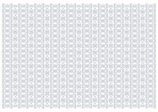 Fond blanc décoré des rayures verticales d'ornement dans bleu-clair illustration de vecteur