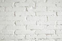 Fond blanc de mur Photo libre de droits