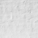 Fond blanc de mur Photos libres de droits