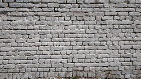 Fond blanc de mur de briques photographie stock libre de droits