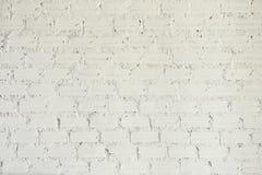 Fond blanc de mur de roche Image stock
