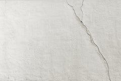 Fond blanc de mur de stuc Photos stock