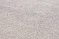 Fond blanc de neige Images libres de droits