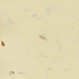 Fond blanc de papier fait main Photographie stock