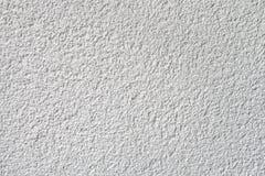 Fond blanc de plâtre Image stock
