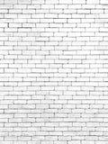 Fond blanc de texture de mur de briques illustration de vecteur