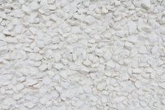 Fond blanc de texture de mur en pierre photo libre de droits