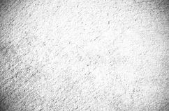 Fond blanc et noir grunge de mur Image libre de droits