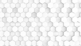 fond blanc géométrique abstrait de texture illustration stock