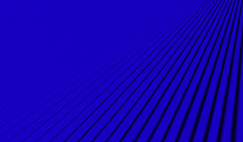 Fond bleu 2 d'ondulation illustration stock
