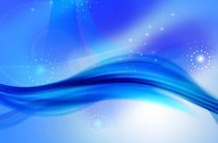 Fond bleu Images libres de droits
