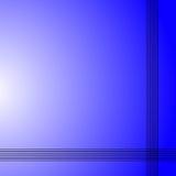 Fond bleu abstrait élégant Photo stock