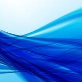 Fond bleu abstrait illustration libre de droits