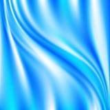 Fond bleu abstrait Photos libres de droits
