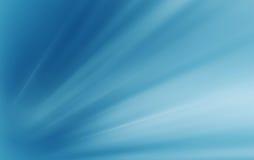 Fond bleu abstrait Images libres de droits