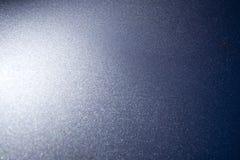 Fond bleu abstrait Photographie stock