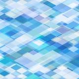 Fond bleu abstrait Photo stock