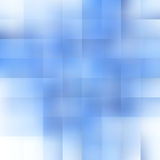 Fond bleu abstrait Photos stock