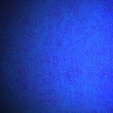 Papier bleu de texture de fond Images libres de droits