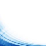 Fond Bleu Abstrait Carte De Visite Professionnelle