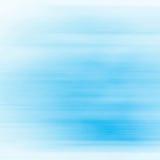 Fond bleu abstrait, carte de visite professionnelle de visite, rayures de vague, EL de conception illustration de vecteur