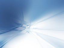 Fond bleu abstrait pour le web design Images stock