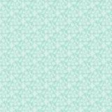 Fond bleu avec des fleurs Image stock