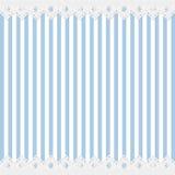 Fond bleu avec la trame de lacet Image libre de droits
