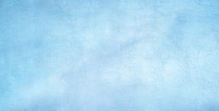 Fond bleu-clair décoratif grunge abstrait photographie stock libre de droits