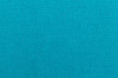 Fond bleu-clair d'un matériel de textile Tissu avec la texture naturelle contexte Photos libres de droits